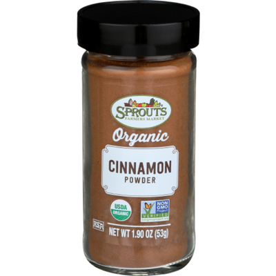 Sprouts Organic Cinnamon Powder