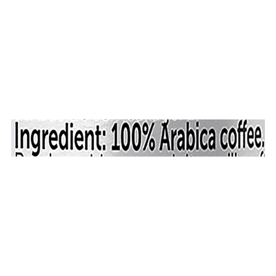 Illy Coffee, 100% Arabica, Ground, Bold Roast, Intenso