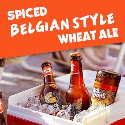 Shock Top Belgian White Belgian White Beer