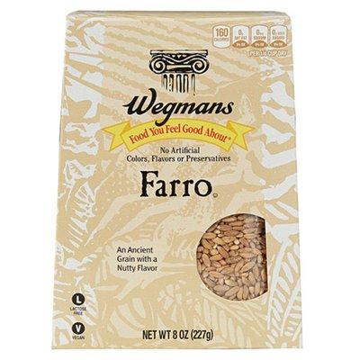 Wegmans Food You Feel Good About Farro