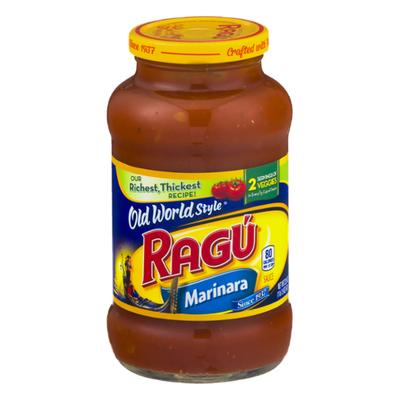 Ragu Sauce, Mushroom, Old World Style