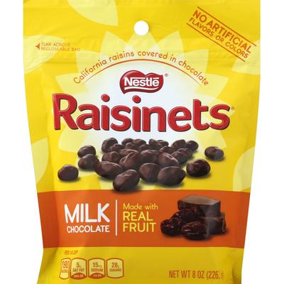 Raisinets Raisin, Milk Chocolate