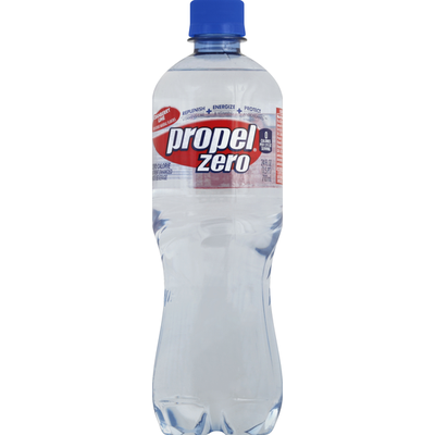Propel Water Beverage, Nutrient Enhanced, Cranberry Lime