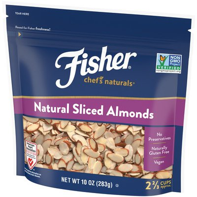 Fisher Natural Sliced Almonds