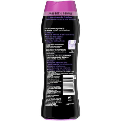 Downy Unstopables In-Wash Scent Booster Beads, Lush