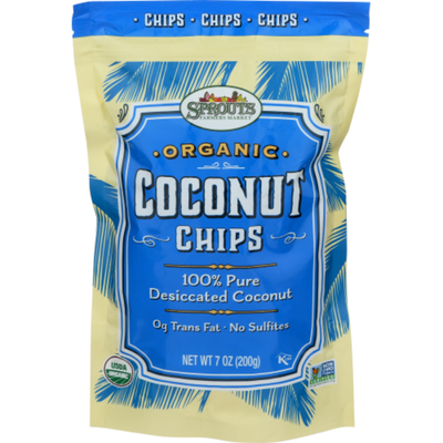 Sprouts Organic Coconut Chips