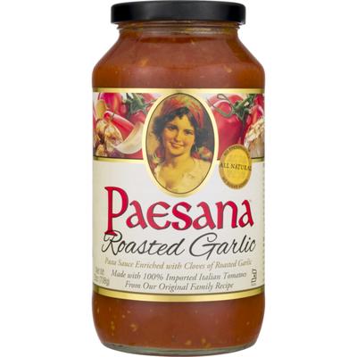 Paesana Pasta Sauce Roasted Garlic