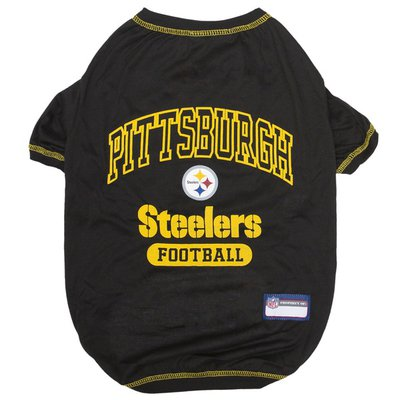 Pets First Extra Large Pittsburgh Steelers T-Shirt