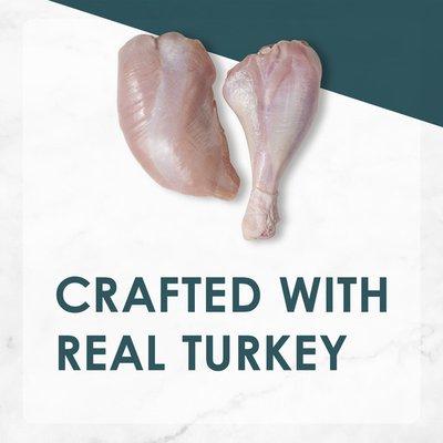 Purely Fancy Feast Gravy Wet Cat Food, Grilled Turkey Feast in Gravy