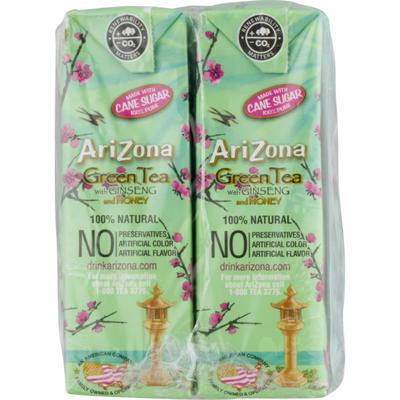 Arizona Green Tea with Ginseng and Honey - 8 CT
