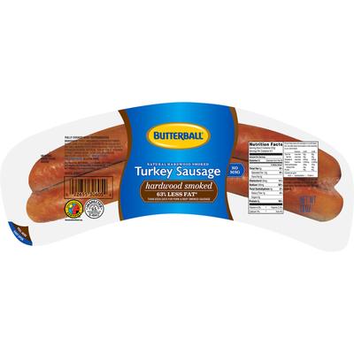 Butterball Natural Hardwood Smoked Turkey Sausage