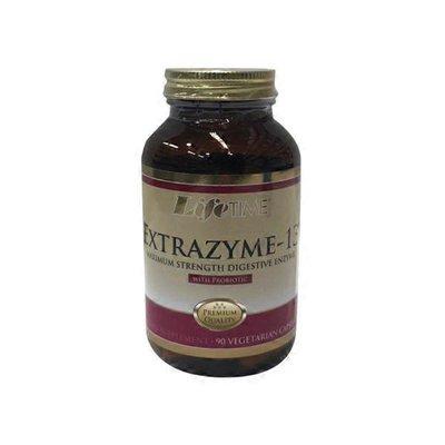 Lifetime Extrazyme-13 With Probiotic Veggie Capsules