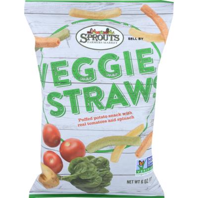 Sprouts Veggie Straws