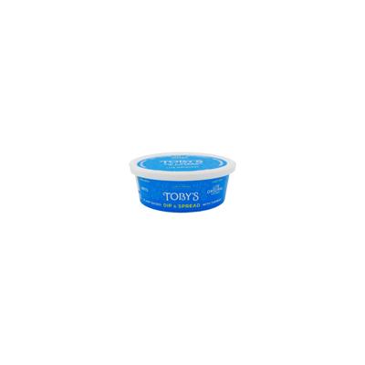 Toby's Lite Plant Based Dip & Spread