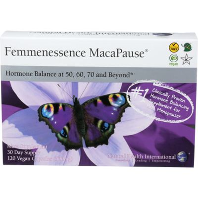 Femmenessence Macapause Femmenessence MacaPause for Women 50+ Vegetarian Capsules