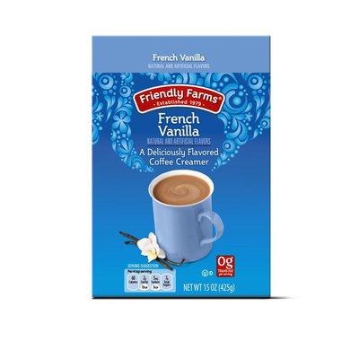 Friendly Farms French Vanilla Dry Coffee Creamer