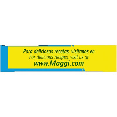 Maggi Chicken Flavor Bouillon Tablets