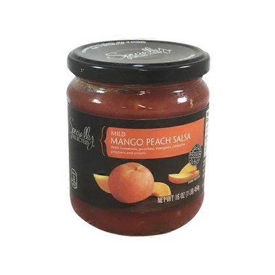 Specially Selected Peach Mango Salsa