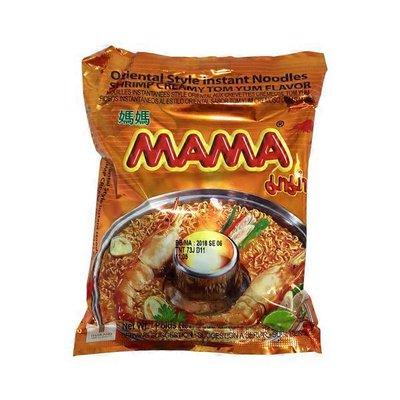 Mama Shrimp Creamy Tom Yum Flavour Instant Noodle