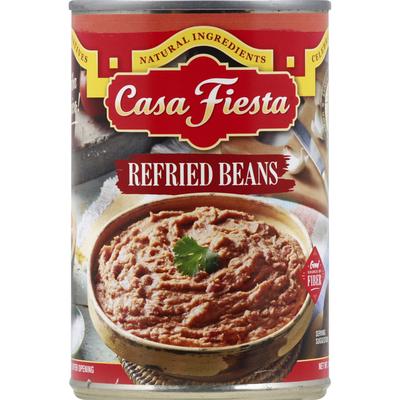 Casa Fiesta Refried Beans