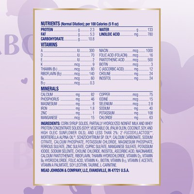 Enfamil® NeuroPro Gentlease Infant Formula - Reusable Powder Tub