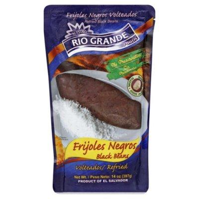 Rio Grande Black Beans, Refried, with Garlic