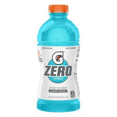 Gatorade Thirst Quencher, Zero Sugar, Glacier Freeze