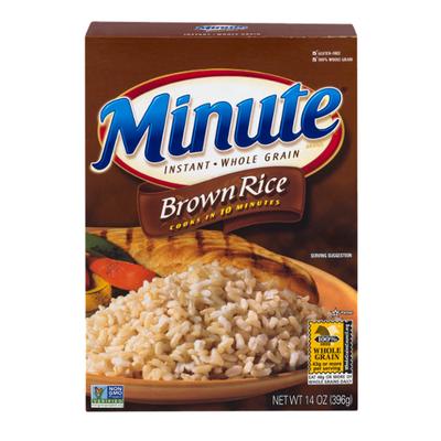 Minute Rice Brown Rice