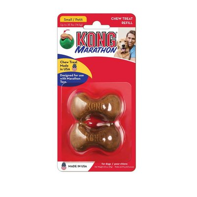 Kong Co. Small Chew Treat Refill Marathon Chew Treat for Dogs