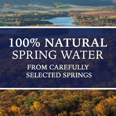Deer park Go Size Natural Spring Water