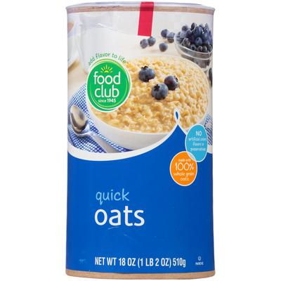 Food Club Quick Oats