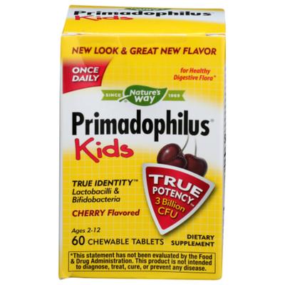 Nature's Way Primadophilus® Kids Probiotic