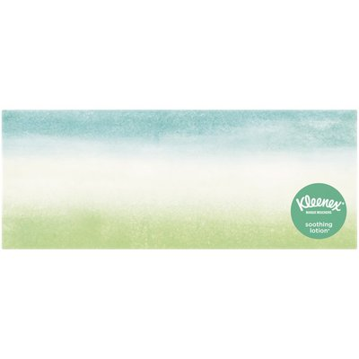 Kleenex Soothing Lotion Facial Tissues