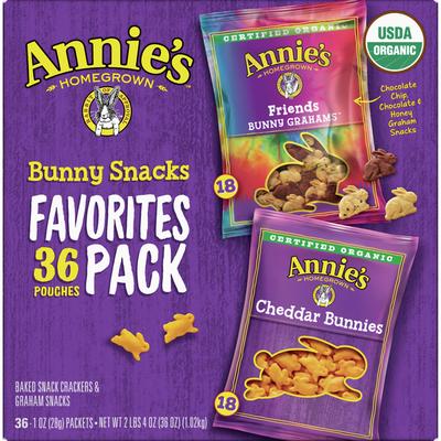 Annie's Salty Snacks