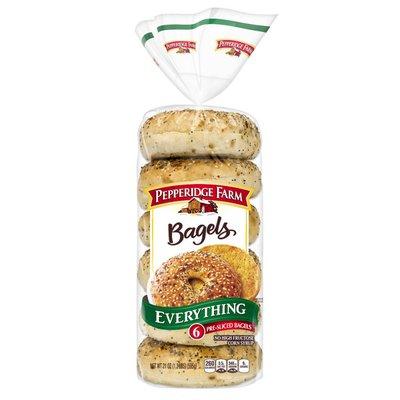 Pepperidge Farm® Everything Bagels