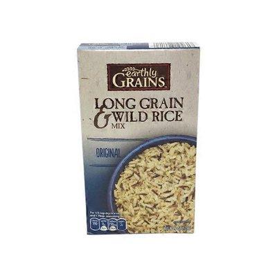 Earthly Grains Original Long Grain & Wild Rice Mix