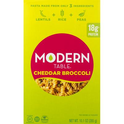 Modern Table Pasta Cheddar Broccoli