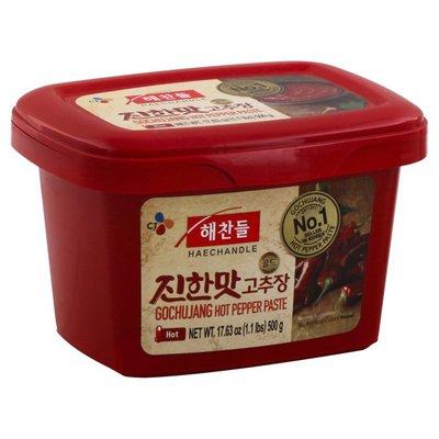 Haechandle Pepper Paste, Hot, Gochujang