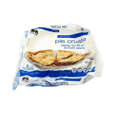 Food Lion Regular Pie Crusts