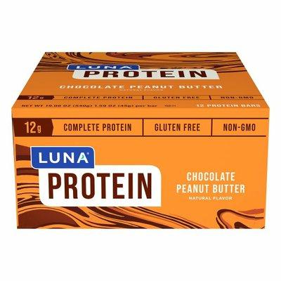 Luna Protein Chocolate Peanut Butter