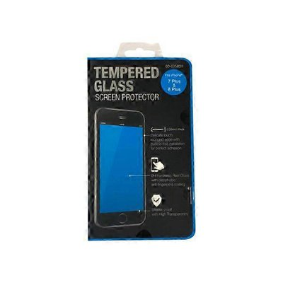 Tempered Glass Screen Protector for iPhone 7 & 8 Plus