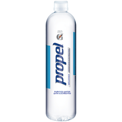 Propel Water With Electrolytes Unflavored