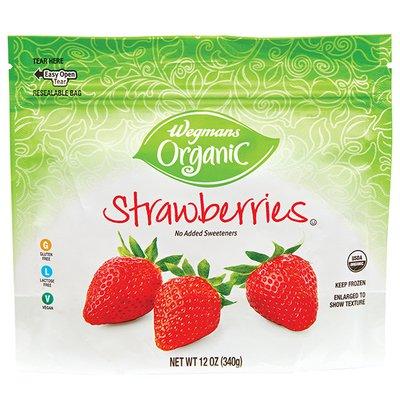 Wegmans Organic Food You Feel Good About Strawberries