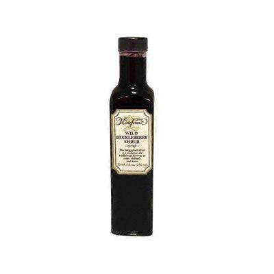 Wineforest Wild Huckleberry Shrub Syrup