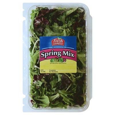 Fresh Express Tender Leaf Spring Mix