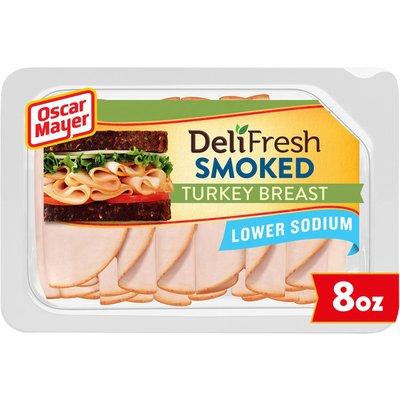 Oscar Mayer Lower Sodium Smoked Turkey Breast