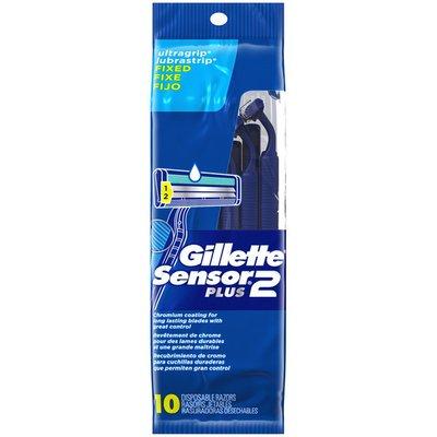 Gillette Men'S Disposable Razors