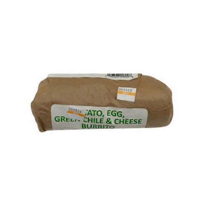 Ancho Chile Breakfast Burrito
