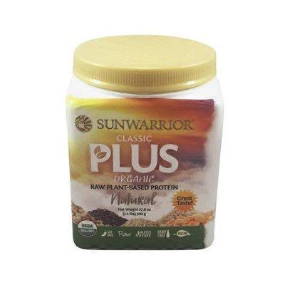 Sunwarrior Raw Plant-Based Protein