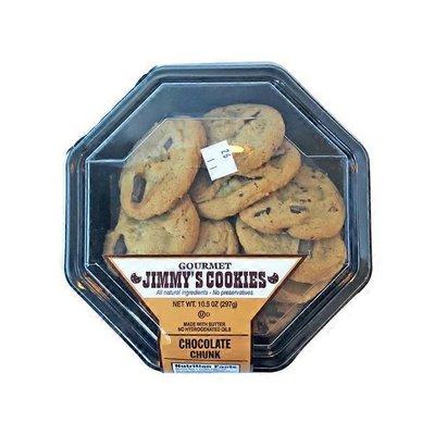 Gourmet Jimmy's Cookies Chocolate Chunk